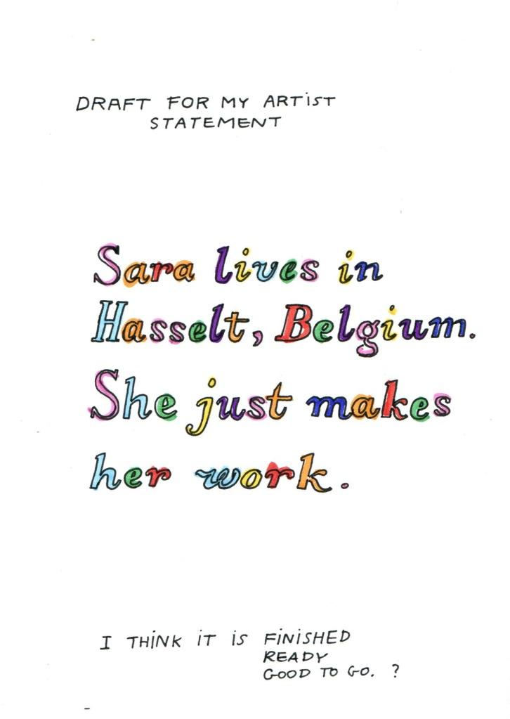 Sara lives