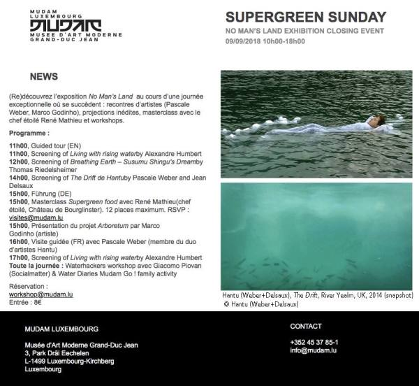 Supergreen Sunday