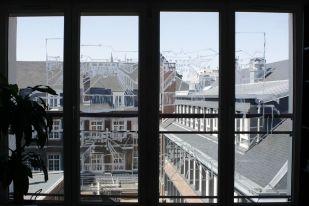 Fenêtre dessinée