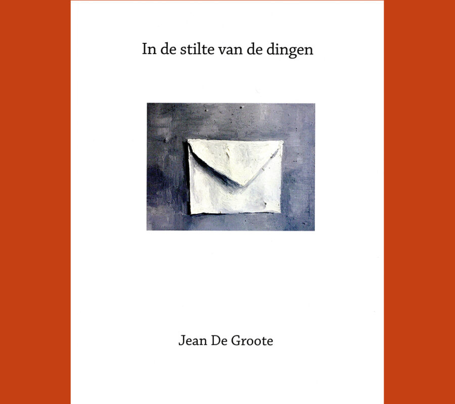 In de stilte der dingen-cover