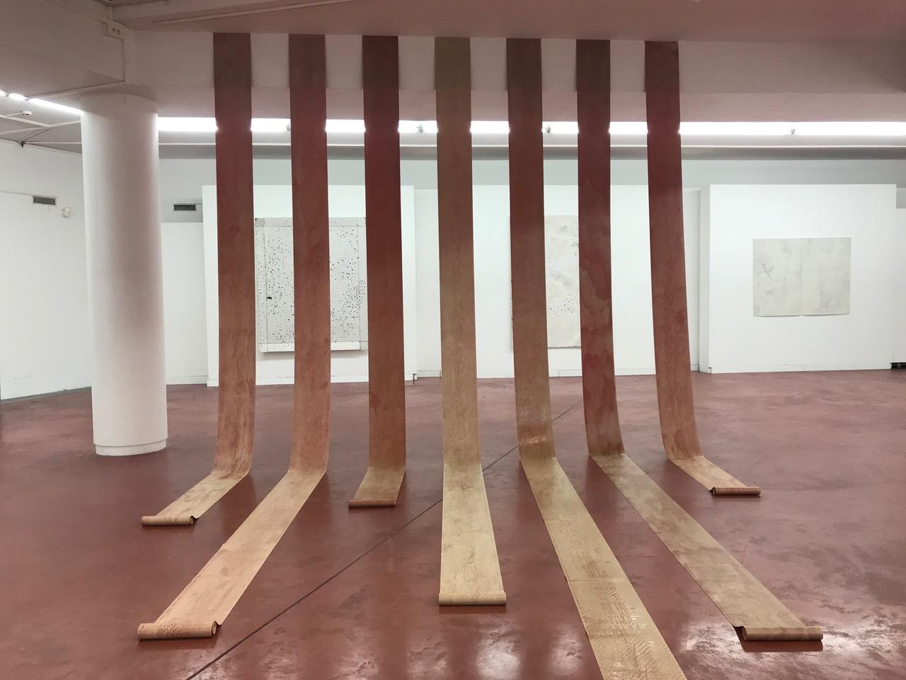 7.Installation Barbarie Ruminatio