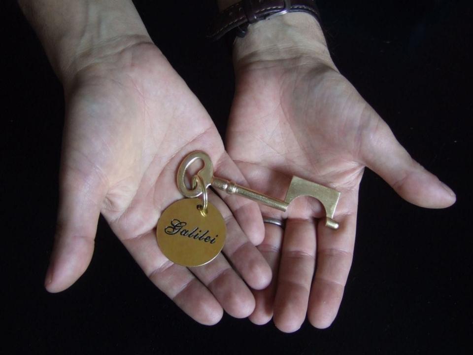 La clef de Ganilei