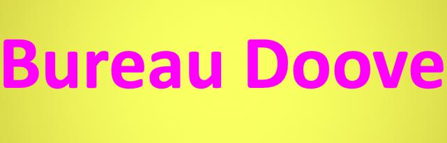 Bureau Doove - creative consultancy